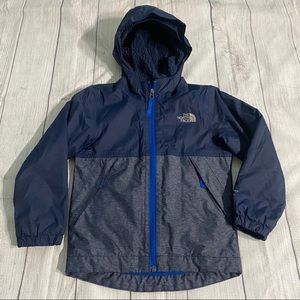 The North Face Blue Winter Jacket